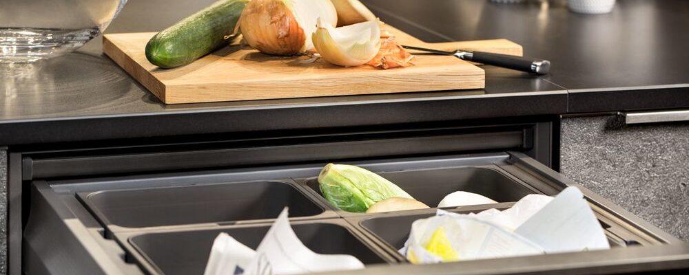 kitchen waste system