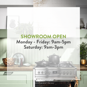 kitchen showroom opening times