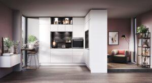white living kitchen